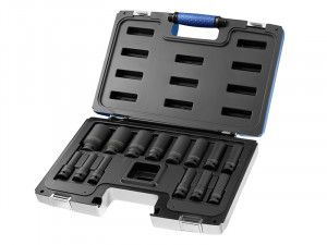Expert Deep Impact Socket Set of 14 1/2in Drive