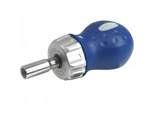 Expert E160803 Stubby Ratchet Bit Holder & Bits