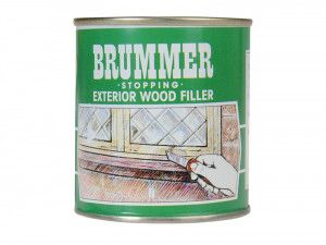 Brummer, Green Label Exterior Stopping, Medium Tins