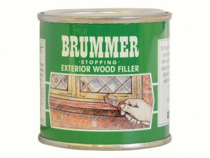 Brummer, Green Label Exterior Stopping, Small Tins