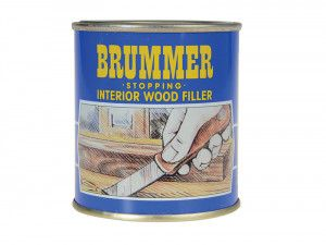 Brummer, Yellow Label Interior Stopping, Medium Tins