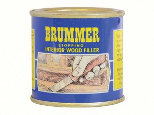 Brummer, Yellow Label Interior Stopping, Small Tins