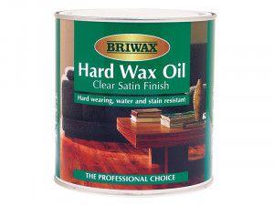 Briwax, Hard Wax Oil