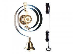 Byron 62500K Mechanical Butlers Bell & Iron Pull Kit