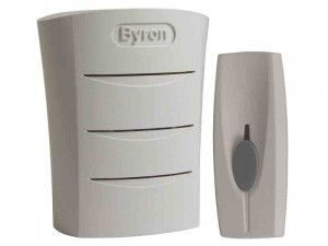 Byron, BY10 Series Wireless Door Chime Kit