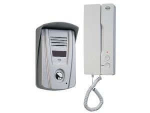 Byron IB100 Wireless Audio Door Intercom System