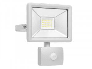 Byron, Ultra Slim Integrated LED Floodlight With Sensor