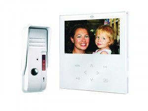 Byron VD71 Video Door Intercom Elegant Touch