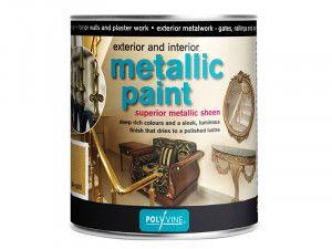 Polyvine, Exterior & Interior Metallic Paint