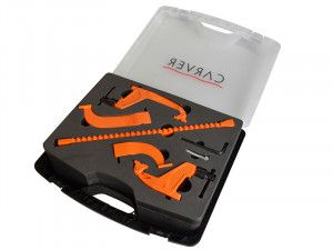 Carver Multiclamp 3 in 1 Clamp with Carry Case