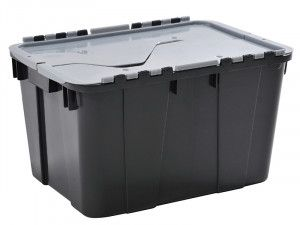 Curver 2214 Shatterproof Tuff Crate 55 Litre