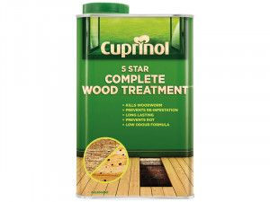Cuprinol, 5 Star Complete Wood Treatment