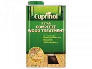 Cuprinol, 5 Star Complete Wood Treatment