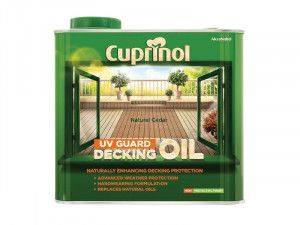 Cuprinol, UV Guard Decking Oil