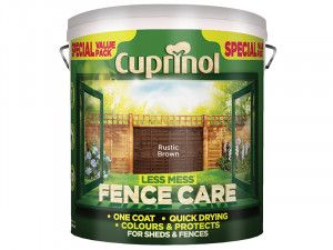 Cuprinol, Less Mess Fence Care