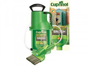 Cuprinol Spray & Brush 2 In 1 Pump Sprayer