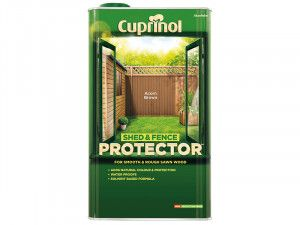 Cuprinol, Shed & Fence Protector