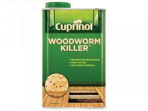 Cuprinol, Low Odour Woodworm Killer