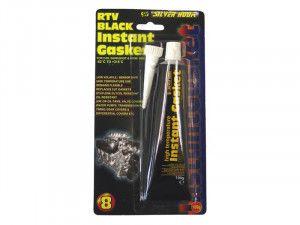 Silverhook RTV Black Instant Gasket 100g