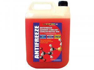 Silverhook, Concentrated Antifreeze O.A.T Red