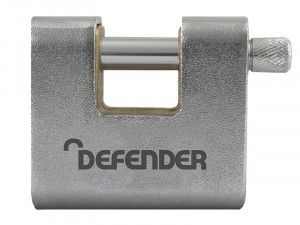 DEFENDER, Armoured Warehouse Block Padlocks