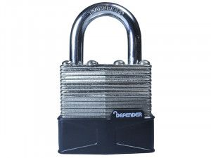 DEFENDER, Laminated Steel Padlocks