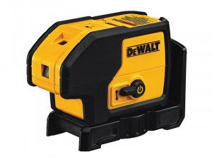 DEWALT DW083K Self-Levelling Point 3 Beam Laser