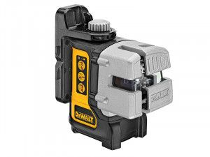 DEWALT, DW089K 3 Way Self-Levelling Multi Line Laser