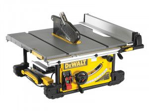 DEWALT, DW745 Portable Site Saw