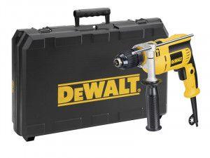 DEWALT D024K 13mm Keyless Percussion Drill & Case 701W 240V