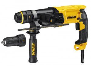 DEWALT, D25134K SDS Plus QCC Hammer Drill