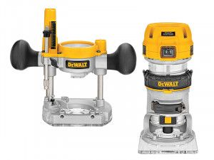 DEWALT, D26204K Plunge & Fixed Base Router
