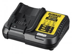 DEWALT DCB113 XR Multi-Voltage Charger 10.8-18V Li-ion