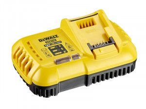 DEWALT DCB118 FlexVolt XR Multi-Voltage Fast Charger 18/54V Li-Ion