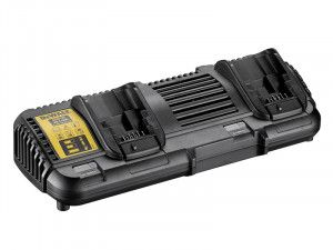 DEWALT DCB132 FlexVolt XR Dual Port Multi-Voltage Charger 10.8-54V Li-Ion