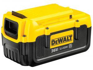 DEWALT DCB360 Heavy-Duty Slide Pack Battery 36V 4.0Ah Li-Ion