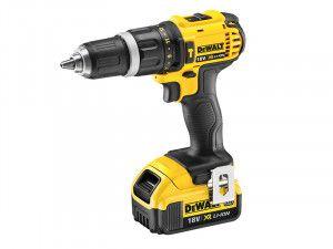 DEWALT, DCD785 XR Compact Hammer Drill Driver 18 Volt