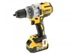 DEWALT DCD991P2 Brushless 3 Speed Drill Driver 18V 2 x 5.0Ah Li-Ion