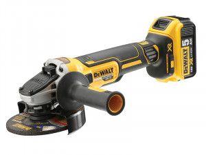 DEWALT, DCG405 XR Brushless Grinder