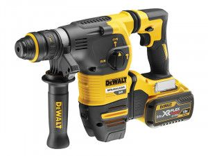DEWALT DCH334X2 Brushless Q/C Chuck SDS Plus Hammer 18/54V 2 x 9.0/3.0Ah Li-Ion