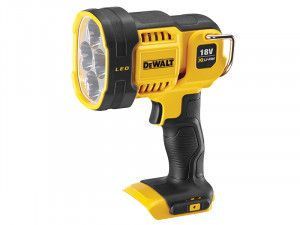 DEWALT DCL043 XR LED Spotlight 18V Bare Unit