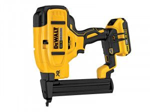 DEWALT, DCN681 XR Brushless 18G Narrow Crown Stapler