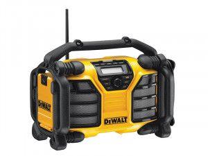 DEWALT, DCR017 XR DAB Radio & Charger