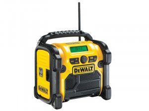 DEWALT DCR020 DAB Digital Radio 240V & Li-ion Bare Unit