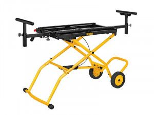 DEWALT DE7260 Mitre Saw Folding Rolling Stand