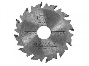 DEWALT, Extreme Biscuit Jointer Blades, 102mm