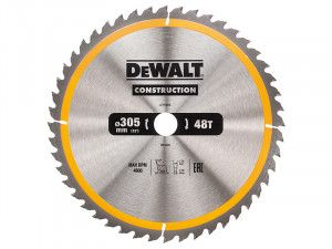 DEWALT, Construction Circular Saw Blade