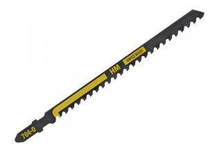 DEWALT Jigsaw Blade Extreme TC Tipped Blade For Fibreglass T341HM