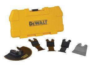 DEWALT DT20715 Multi-Tool Accessory Blade Set 5 Piece