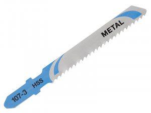 DEWALT HSS Metal Cutting Jigsaw Blades Pack of 5 T118B